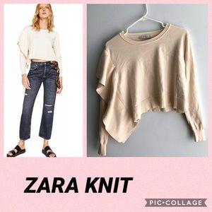 Zara Tops - Zara knit collection size M